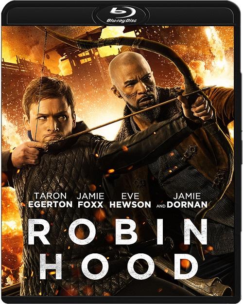 Robin Hood: Początek / Robin Hood (2018) MULTi.720p.BluRay.x264.AC3-DENDA / DUBBING i NAPISY PL