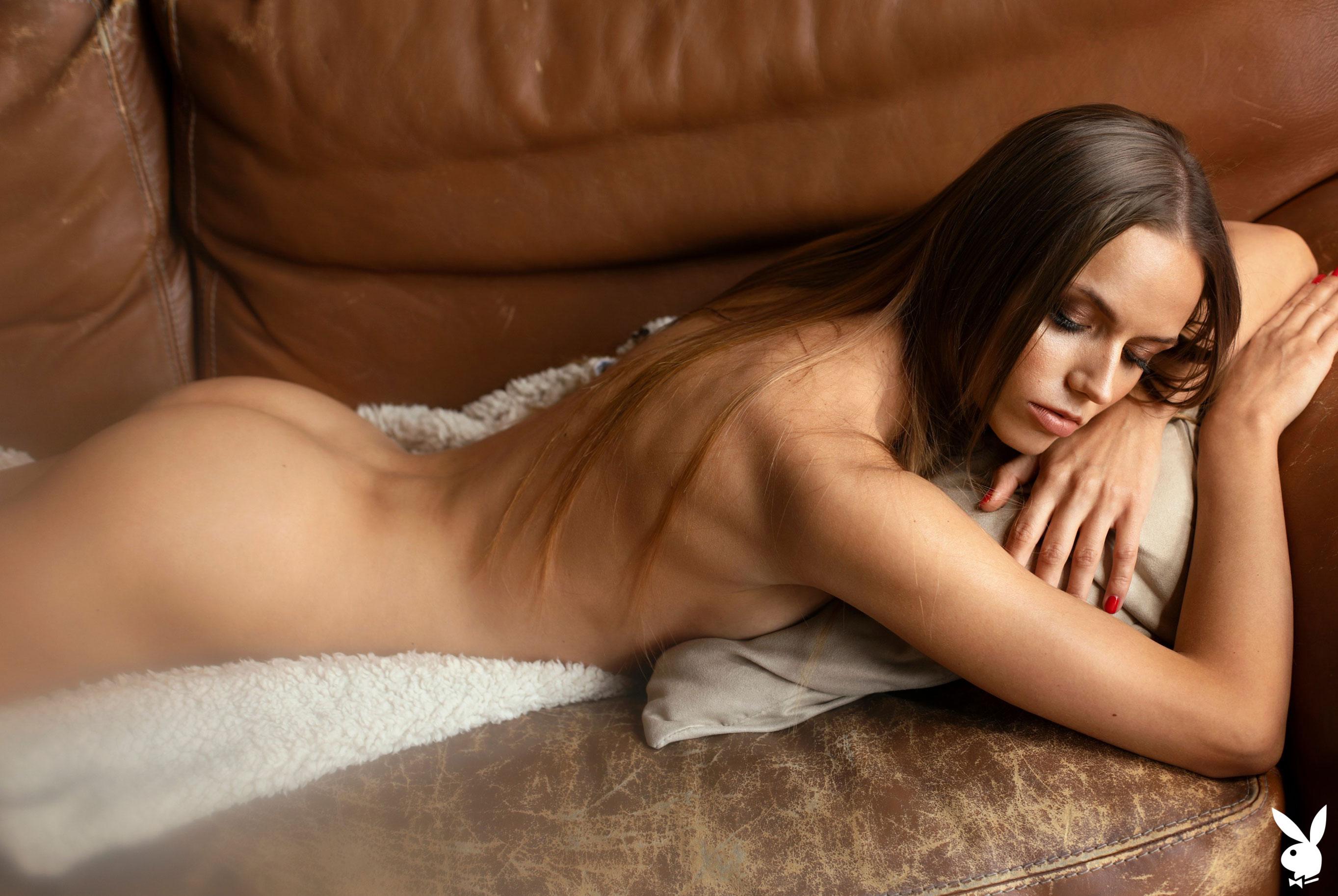 голая Адель Вакула в Голливуде и на страницах журнала Playboy / фото 05