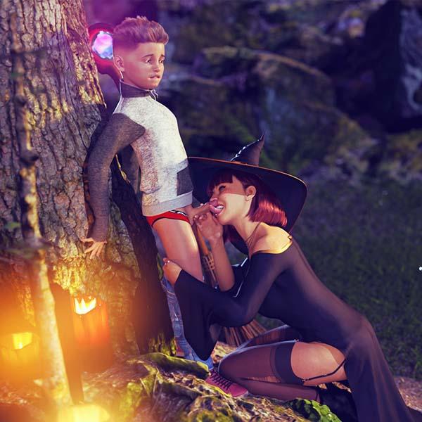 [Dwemra] Halloween