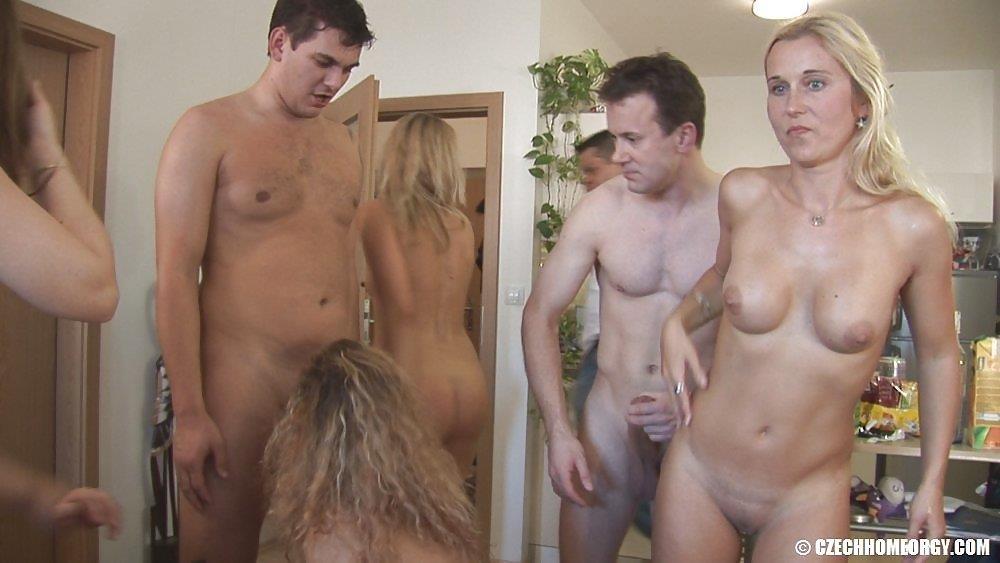 Czech home orgy 2-4867