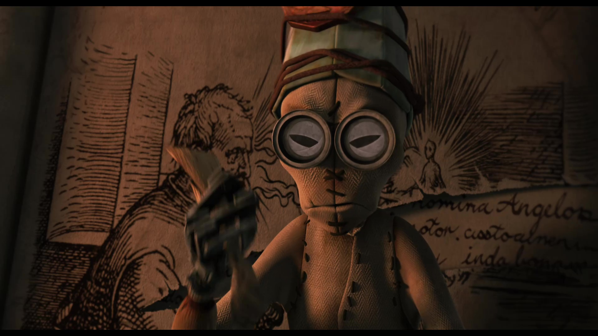 Nueve [2009][BD-Rip][1080p][Trial-Lat-Cas-Ing][Animacion]