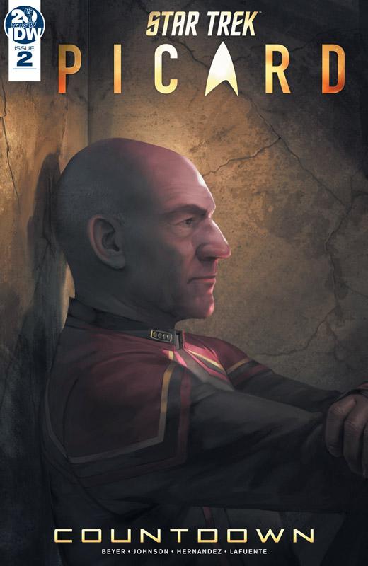Star Trek - Picard - Countdown #1-3 (2019-2020) Complete