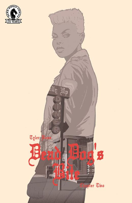 Dead Dog's Bite #1-4 (2021) Complete