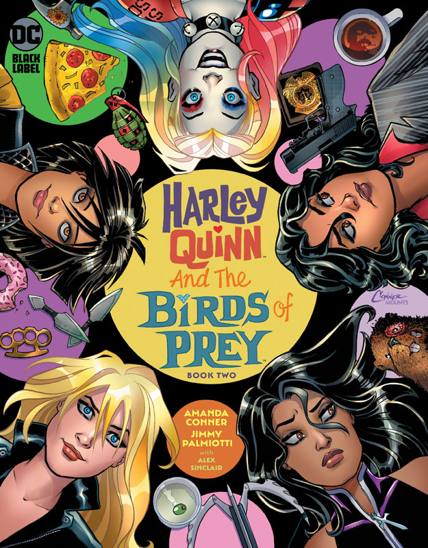 Harley Quinn & the Birds of Prey #1-4 (2020-2021)