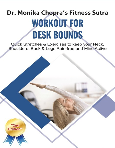 Workout For Desk Bounds Quick Stretches Exercises To Keep Your Neck Shoulders Back...