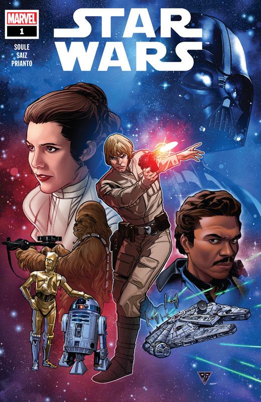 Star Wars #1-3 (2020)
