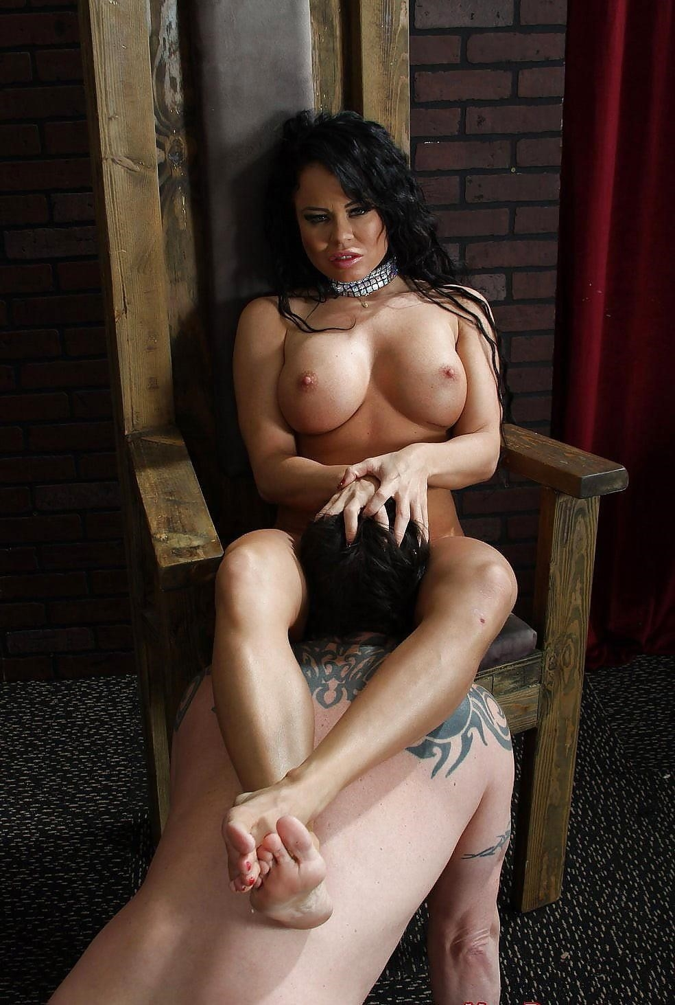Mistress sex with slave-9704