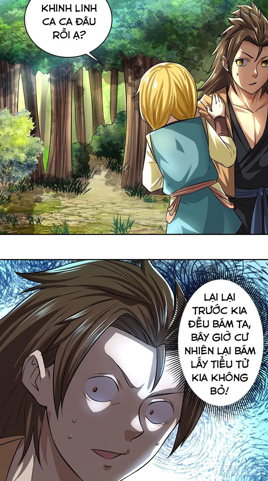 Tu Thiên Truyện Chapter 12 - Trang 21