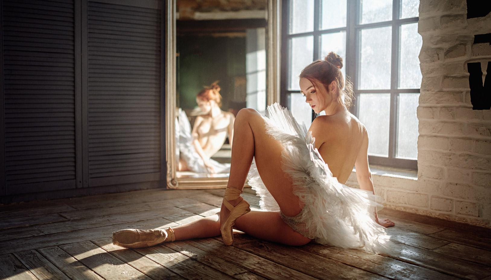 Сексапильная балерина Катя Шер / фото 07
