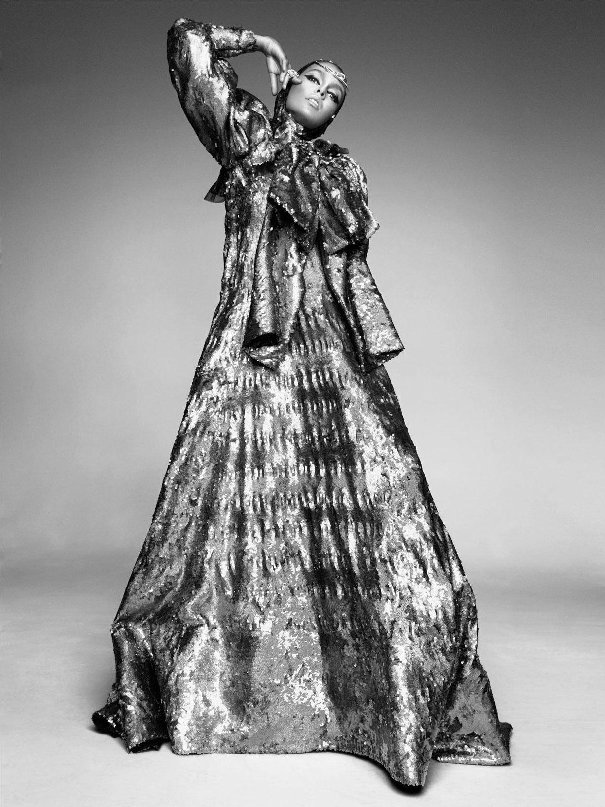 Heroine - Stella Maxwell by Greg Kadel / Numero Magazine february 2018