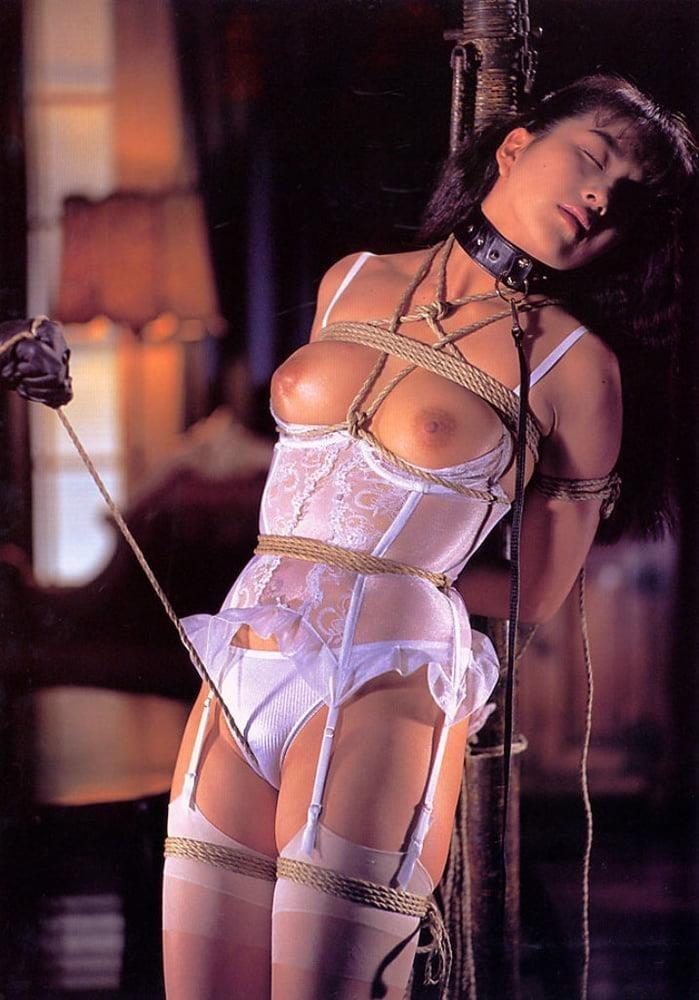 Rope bondage girl-2422