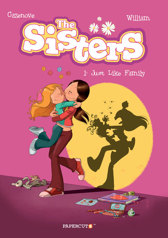 The Sisters 01 - Just Like Family (2016)