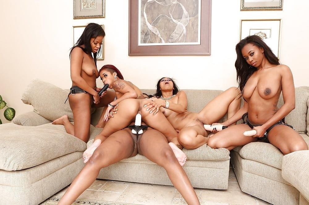 Black lesbian squirting orgy-6655