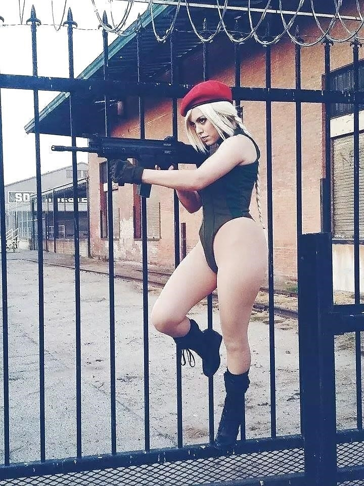 Sexy hot girl cosplay-3362