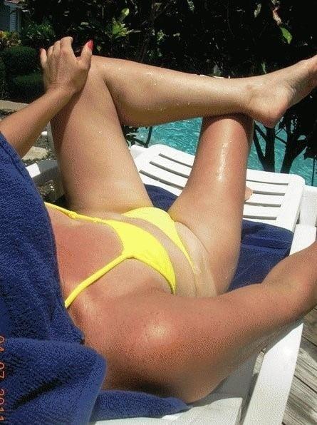 Mature amateur bikini pics-6836