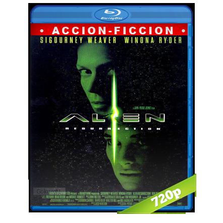 descargar Alien 4 La Resurreccion 720p Lat-Cast-Ing 5.1 (1997) gartis