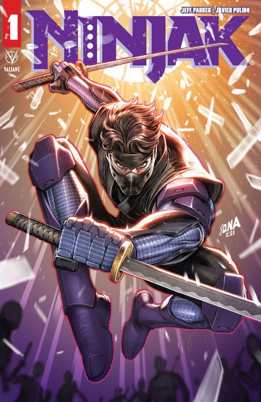 Ninjak #1-4 (2021)