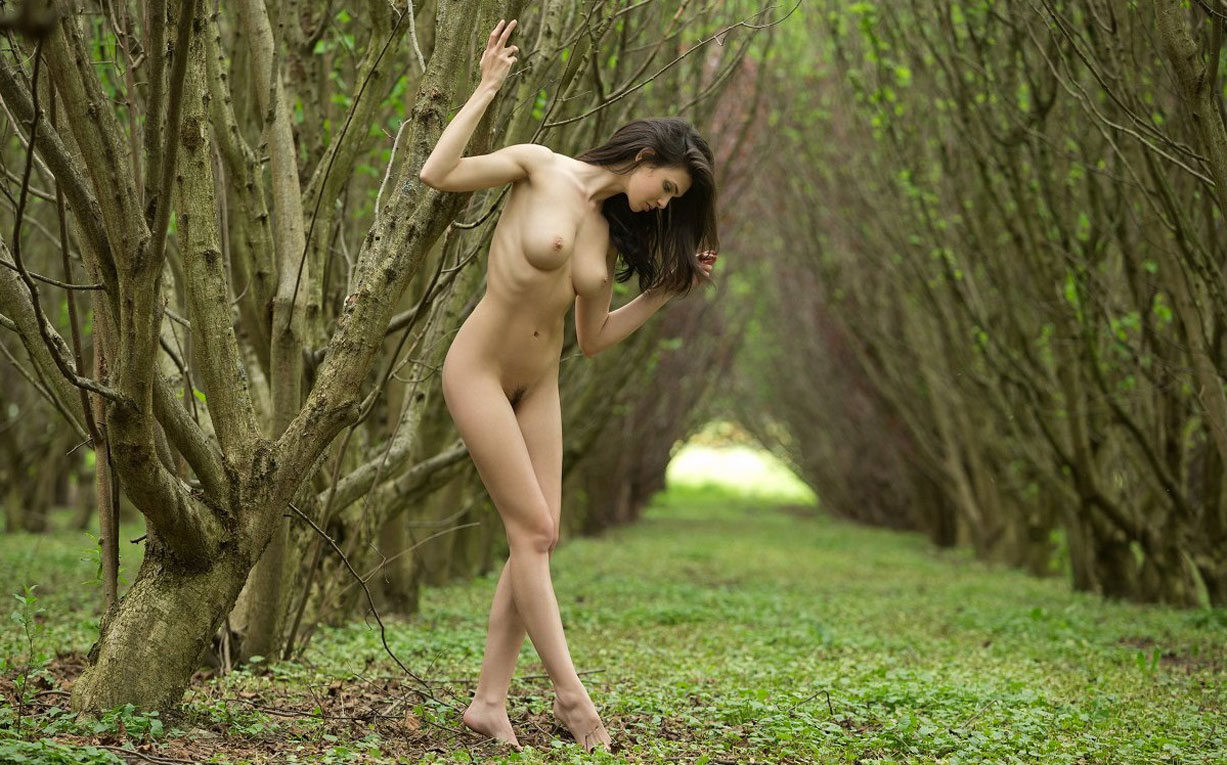 Zoi Gorman nude by Matilda Stormwing