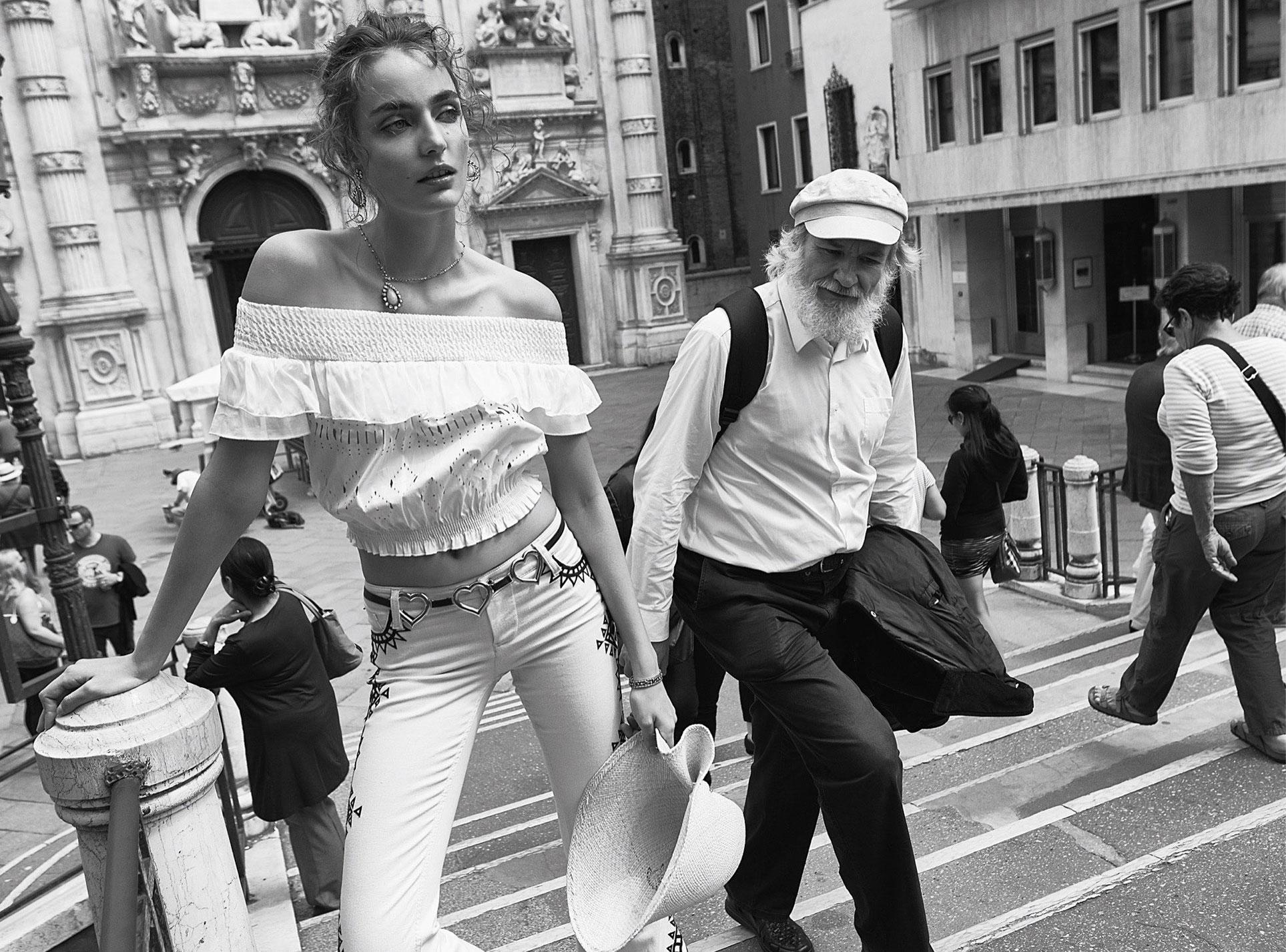 Гуляем по Венеции с Жужанной / фото 01
