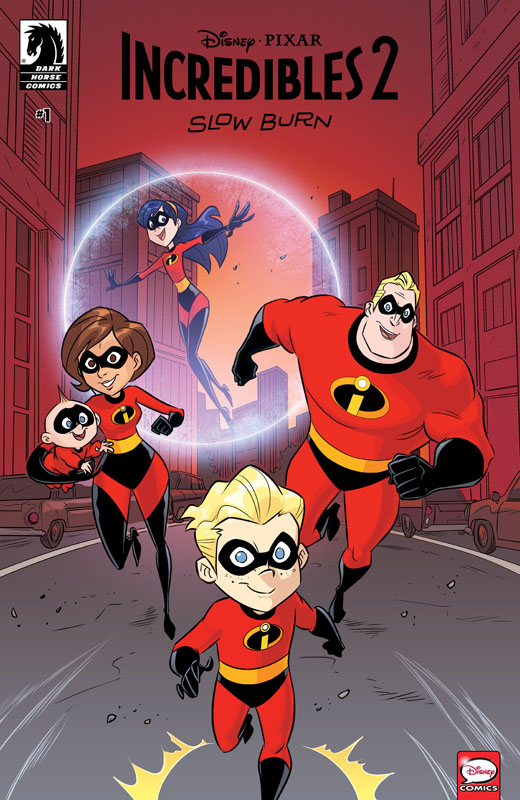 Incredibles 2 - Slow Burn #1-2 (2020)