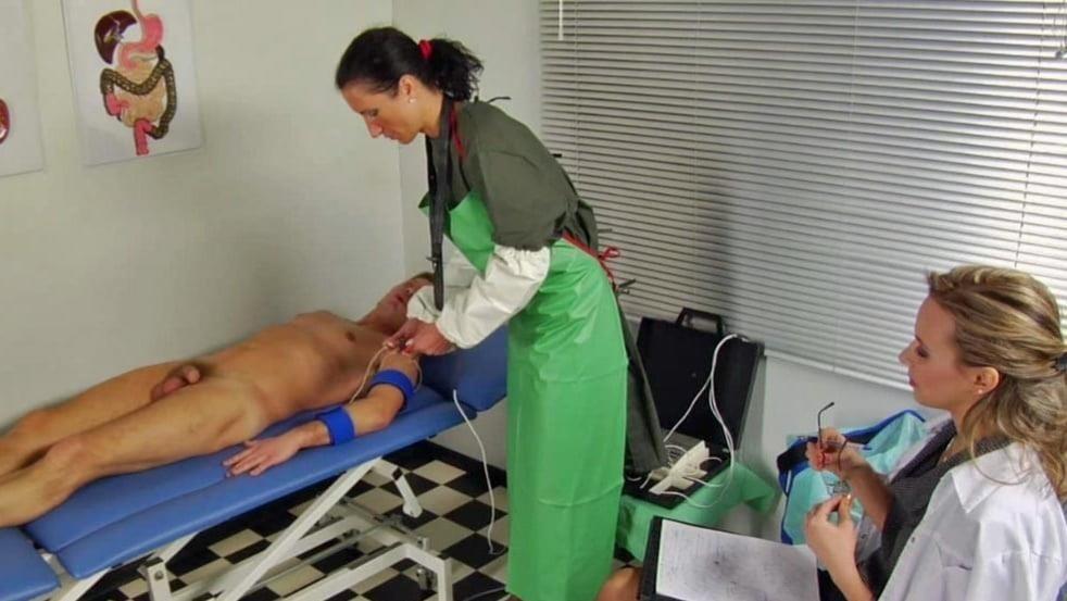 Femdom medical cbt-6203