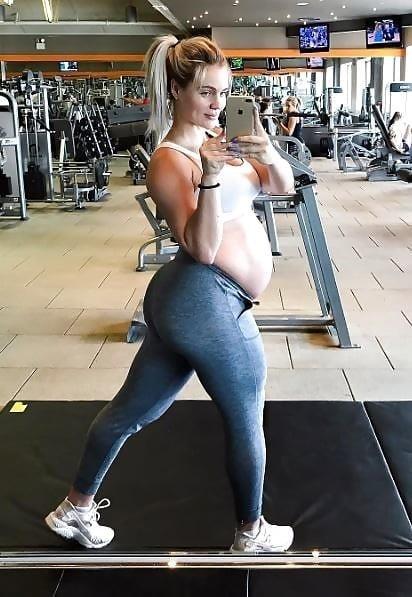 Blonde fit girl porn-5395