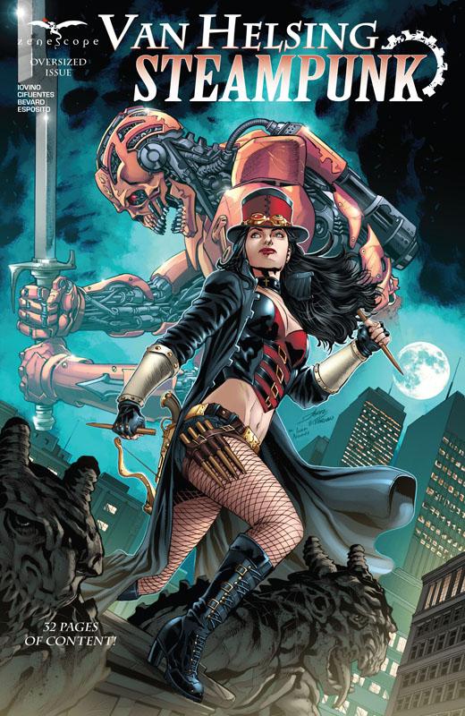 Van Helsing - Steampunk (2021)