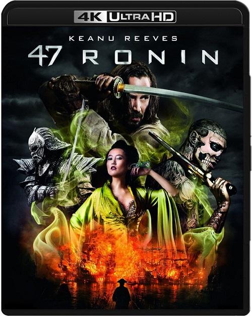 47 roninów / 47 Ronin (2013) MULTi.REMUX.2160p.UHD.Blu-ray.HDR.HEVC.DTS-X7.1-DENDA / LEKTOR i NAPISY PL