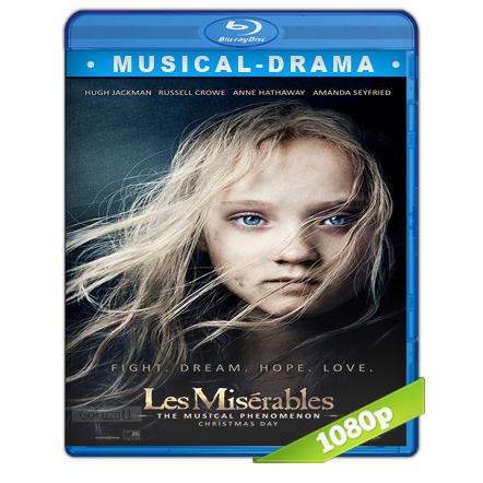 Los Miserables 1080p Lat-Cast-Ing 5.1 (2012)
