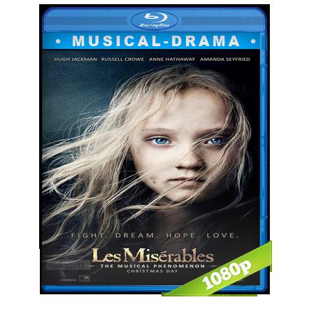 descargar Los Miserables 1080p Lat-Cast-Ing 5.1 (2012) gratis