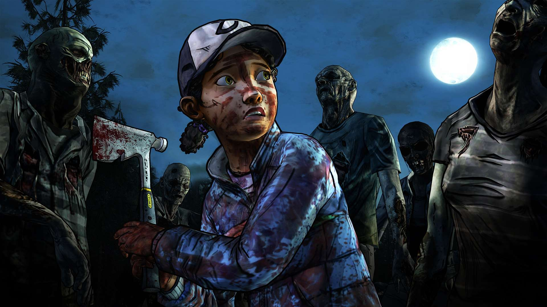 The Walking Dead: Season 2 Captura 1