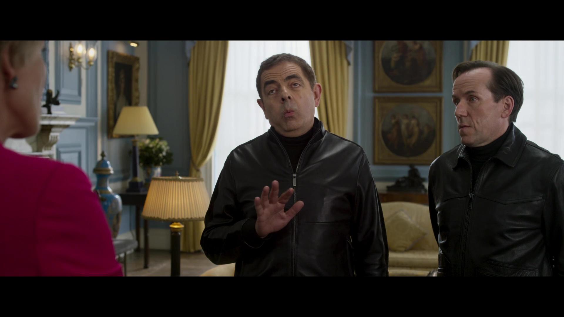 Johnny English 3.0 1080p Lat-Cast-Ing[Comedia](2018)