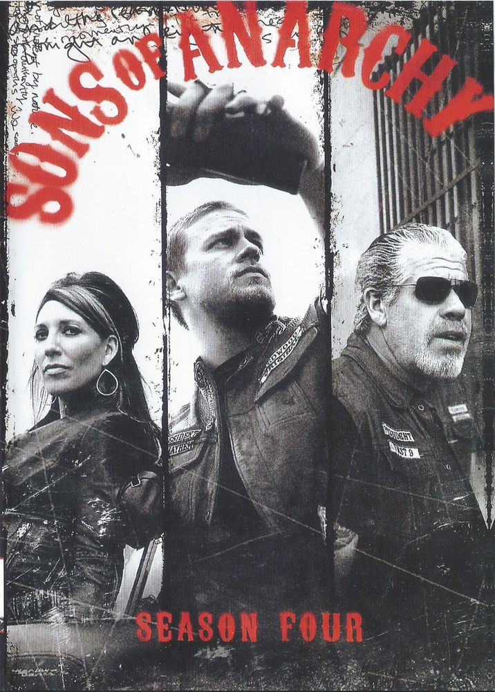 Sons of Anarchy S04 720p BluRay