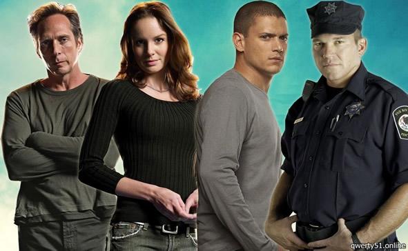 Побег из тюрьмы 1-4 сезон / Prison Break (2005-2009/DVDRip/Рен-Тв/79 серий из 79)