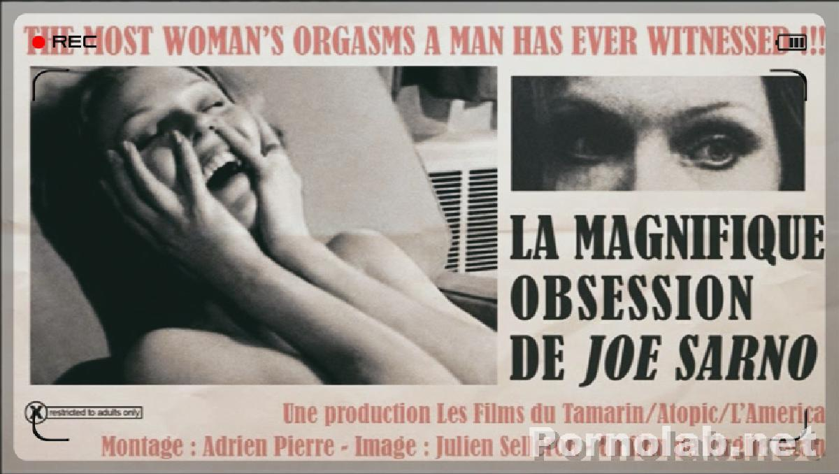 La Magnifique Obsession De Joe Sarno / The Sexual Obsession Of Joe Sarno / Великолепная Одержимость Джо Сарно (Virgile Iscan, Les Films du Tamarin / Cine Cinema) [2011 г., Documentary, DVDRip] (Peggy Steffans, Joseph W. Sarno, Dave Copeland, William