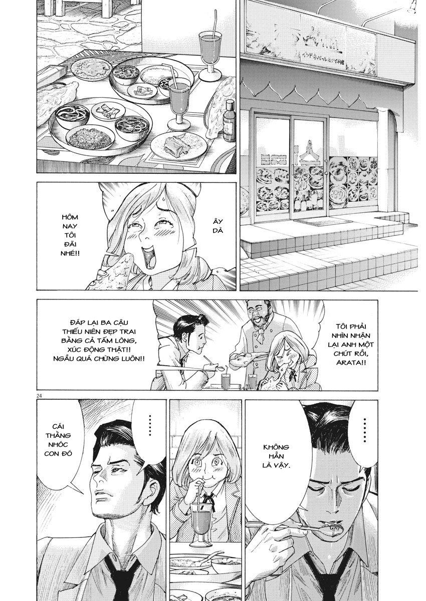 Natsume Arata no Kekkon chap 1 - Trang 26