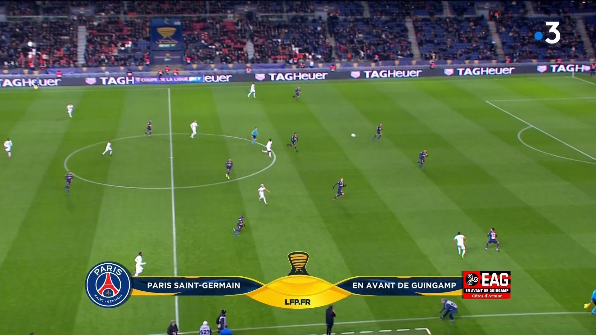Xem lại: PSG vs Guingamp