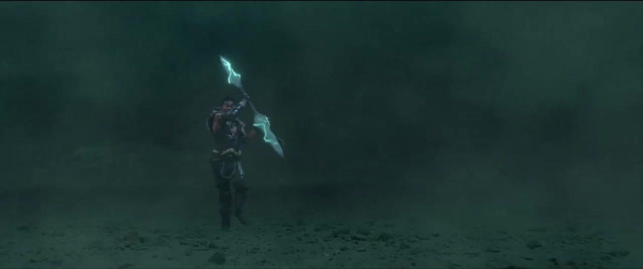 Monster Hunter La CacerГa Comienza [2020][BD-Rip][720p][Lat-Cas-Ing][VS]