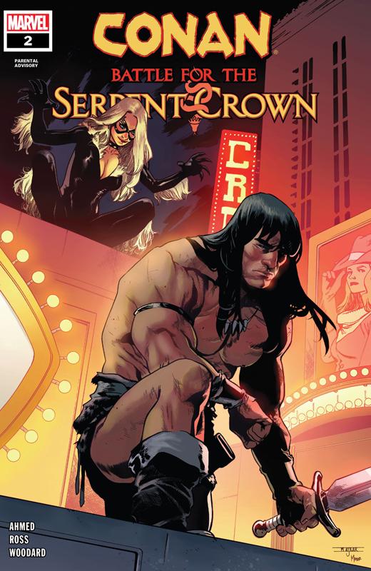 Conan - Battle For The Serpent Crown #1-5 (2020)