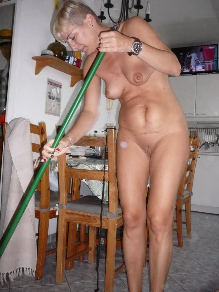 Wife naked in public-6584