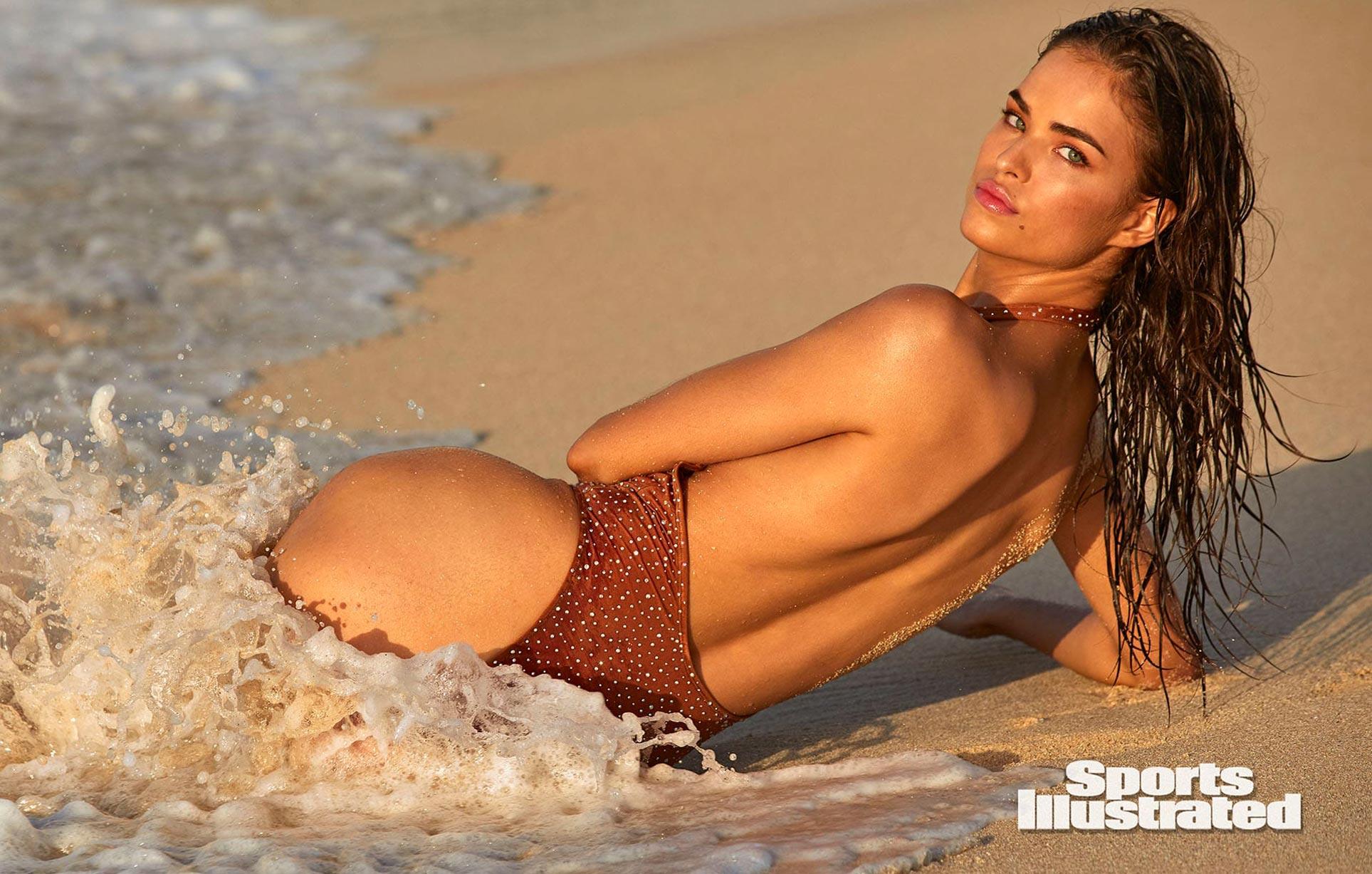 Робин Хольцкен в каталоге купальников Sports Illustrated Swimsuit 2020 / фото 27