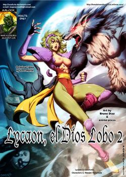 Lycaon El Dios Lobo 2