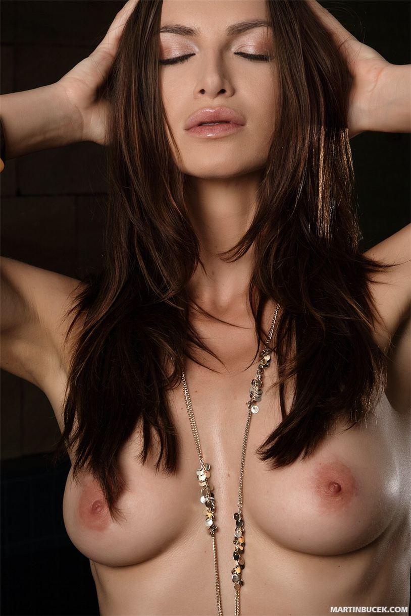 Playboy Playmate Alena Novotna nude by Martin Bucek