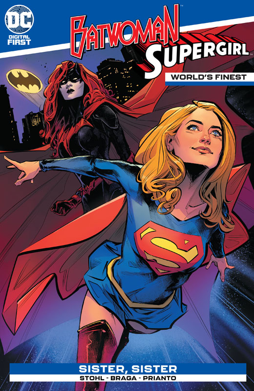 World's Finest - Batwoman and Supergirl #1-2 (2020)