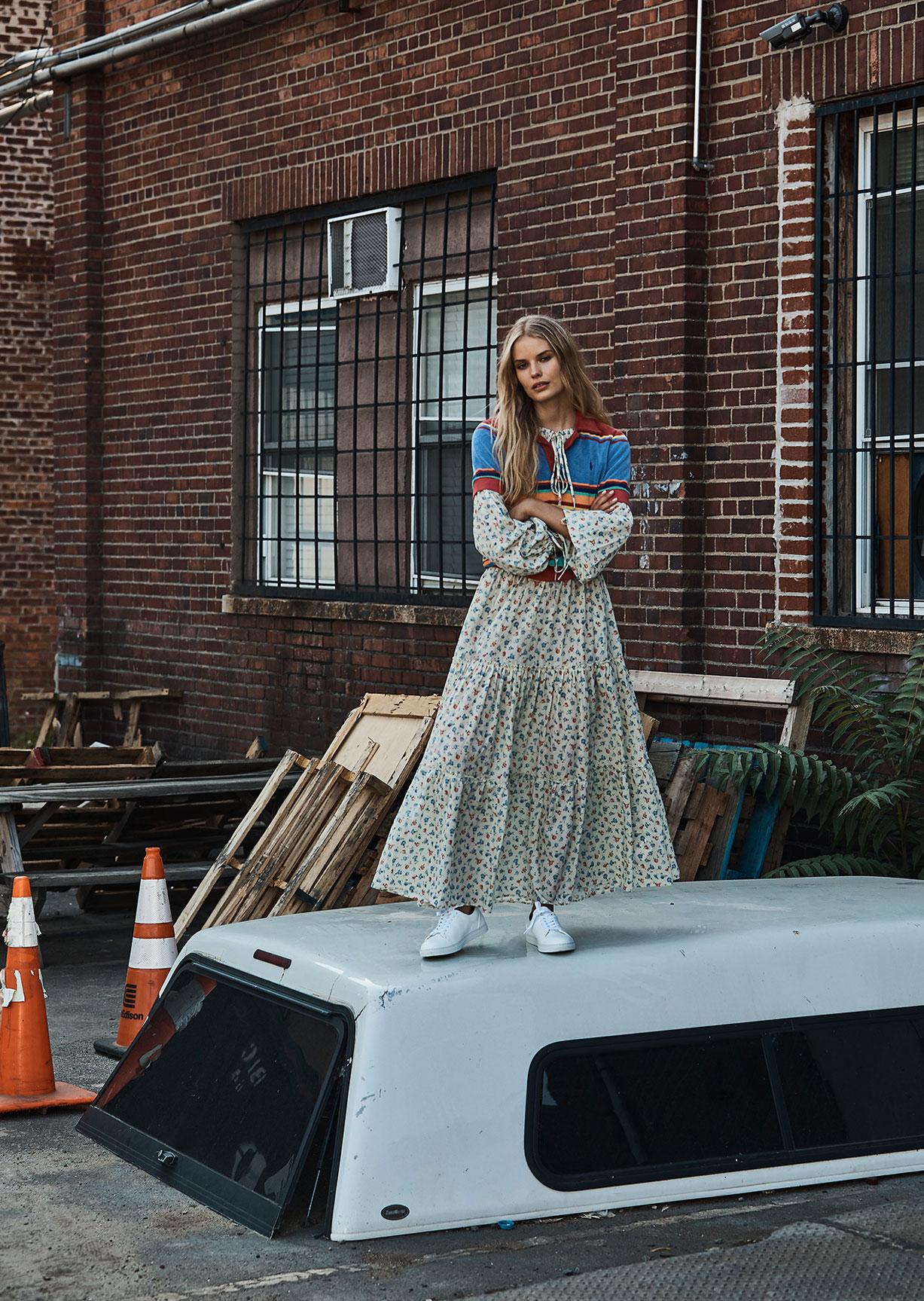 Алена Блум в Нью-Йорке / фото 10