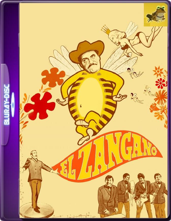 El Zángano (1967) WEB-DL 1080p (60 FPS) Latino