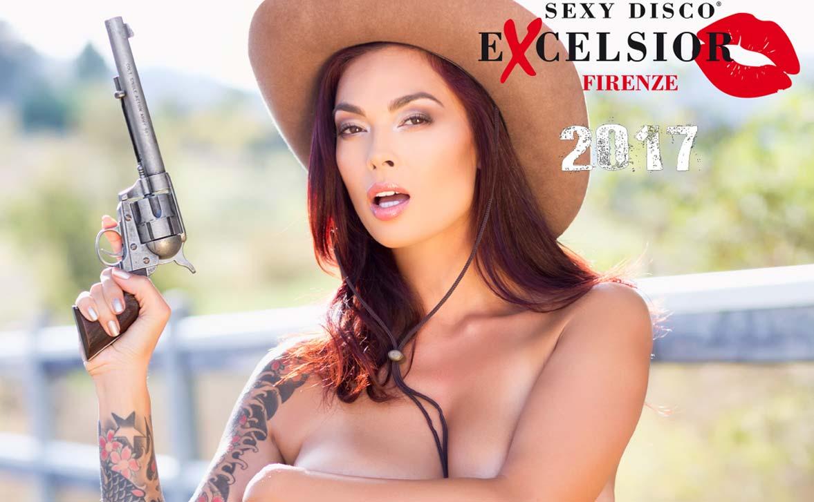 эротический календарь ночного клуба Sexy Disco Excelsior 2017 calendar