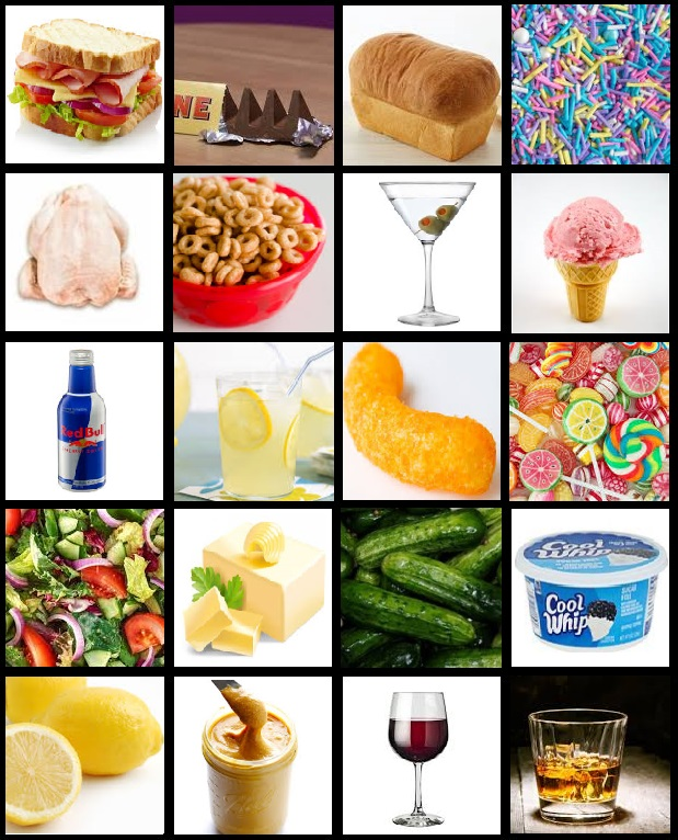 Find the family guy food and drink quiz by imalawyer your moustache looks like a black peter to cleveland forumfinder Image collections