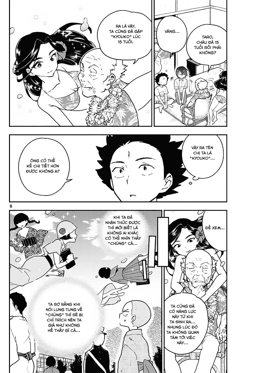 Hatsukoi Zombie Chapter 68 - Trang 9