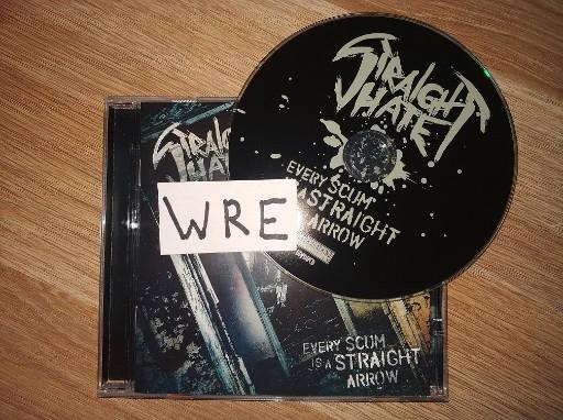 Straight Hate-Every Scum Is A Straight Arrow-(DP-017CD)-CD-FLAC-2016-WRE
